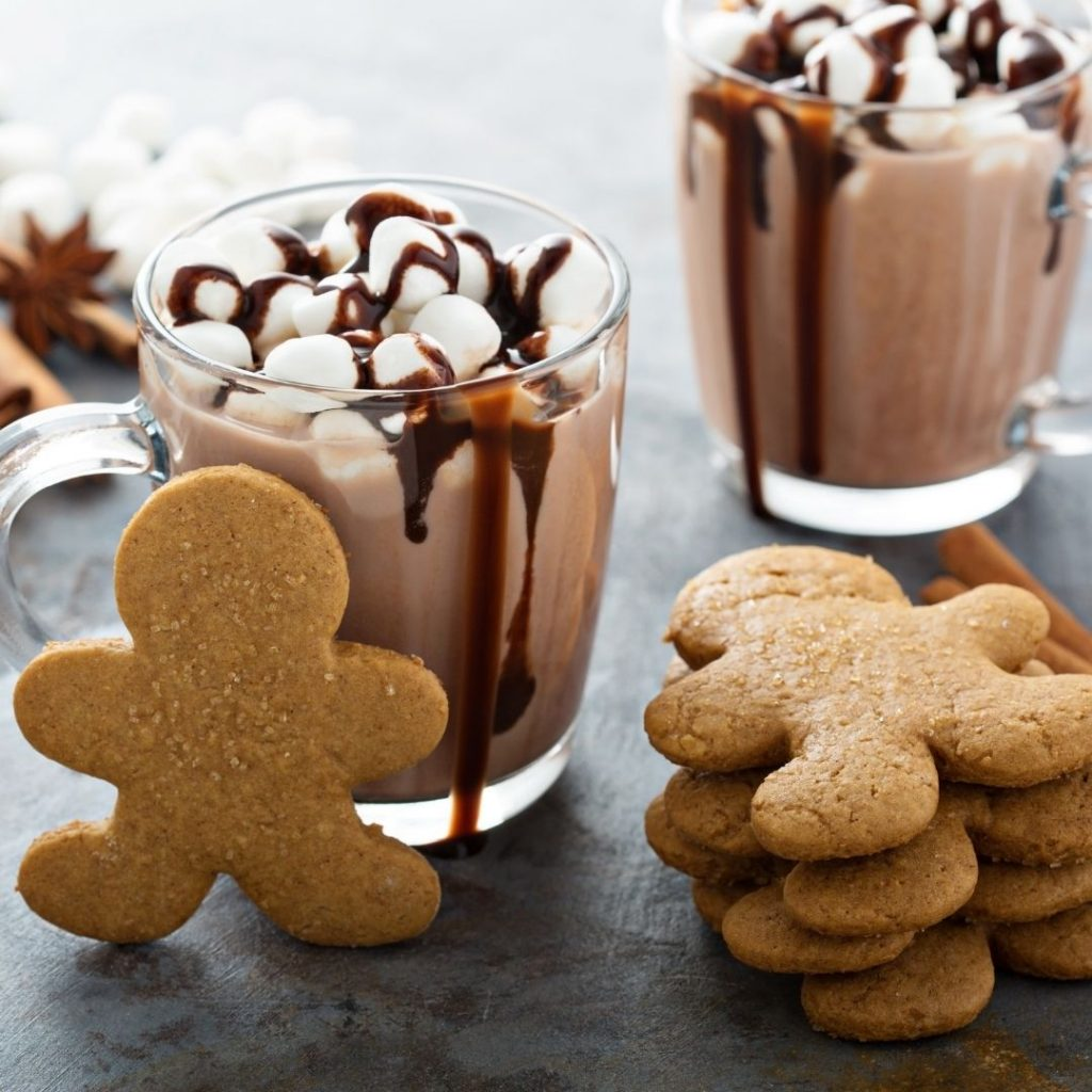 Hygge Hot Chocolate - Care Home Treat
